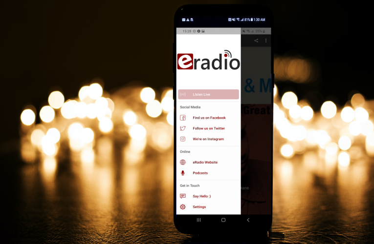 eRadio launches its own App for Android