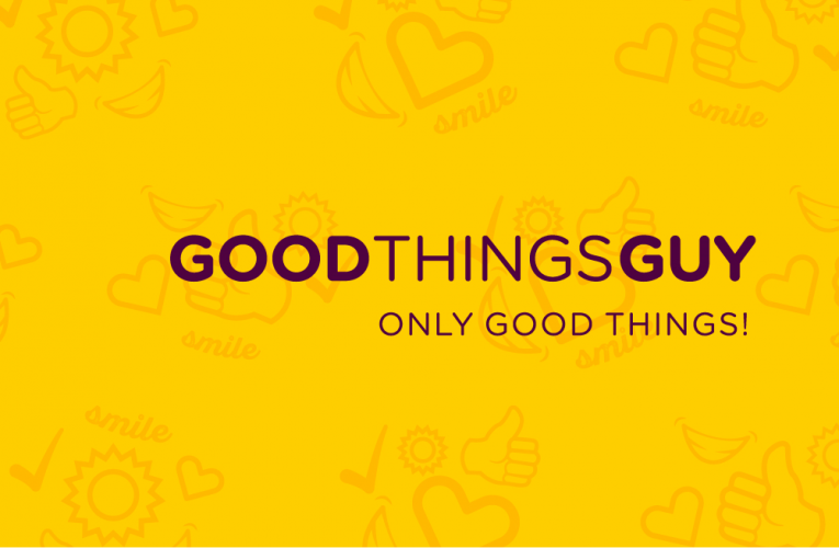 Get your dose of Only Good News!