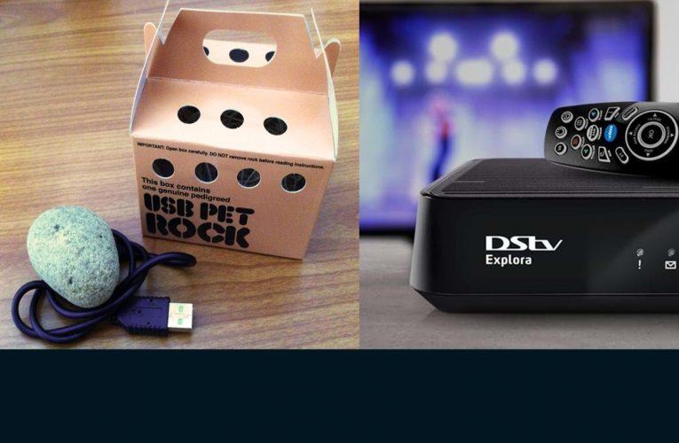 Tech Thursday 11 February 2021 – USB Pet Rocks, DStv & Annoying tech sounds