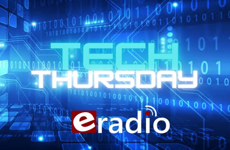 #TechThursday 15 April 2021