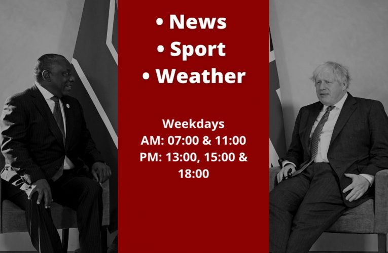 More News, Sport & Weather on eRadio from 15 June 2021