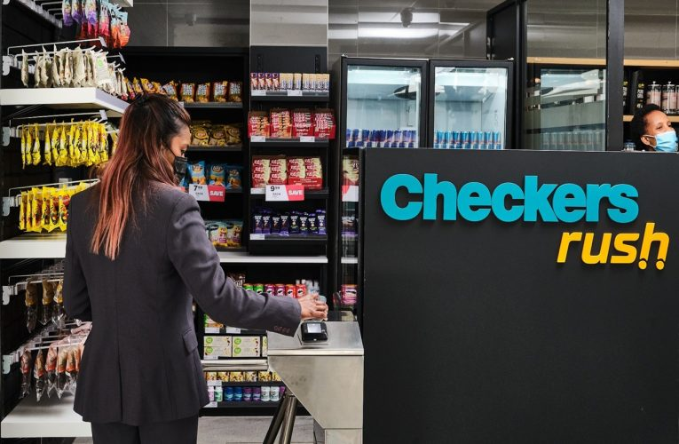 The future of Shopping: Checkers reveals supermarket with no queues, no checkout, no waiting