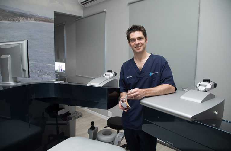 New on eRadio: Medical Monday with Ophthalmologist & Eye Specialist Dr Dylan Joseph