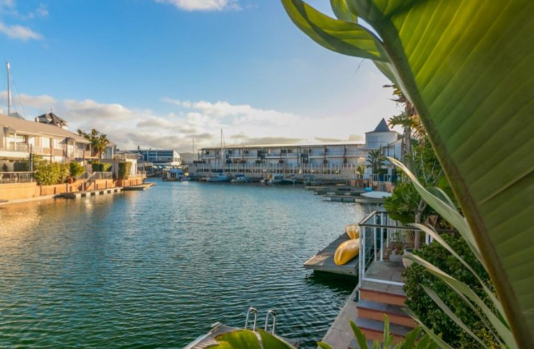Jacqui Mitchell's Property of the Week: Live The Idyllic Life Style at The Knysna Quays!